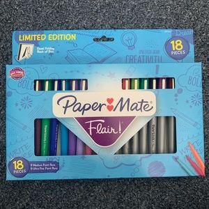Paper Mate Flair pens